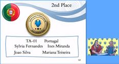 Portugal conquista dois prémios no Campeonato Internacional FPSPI