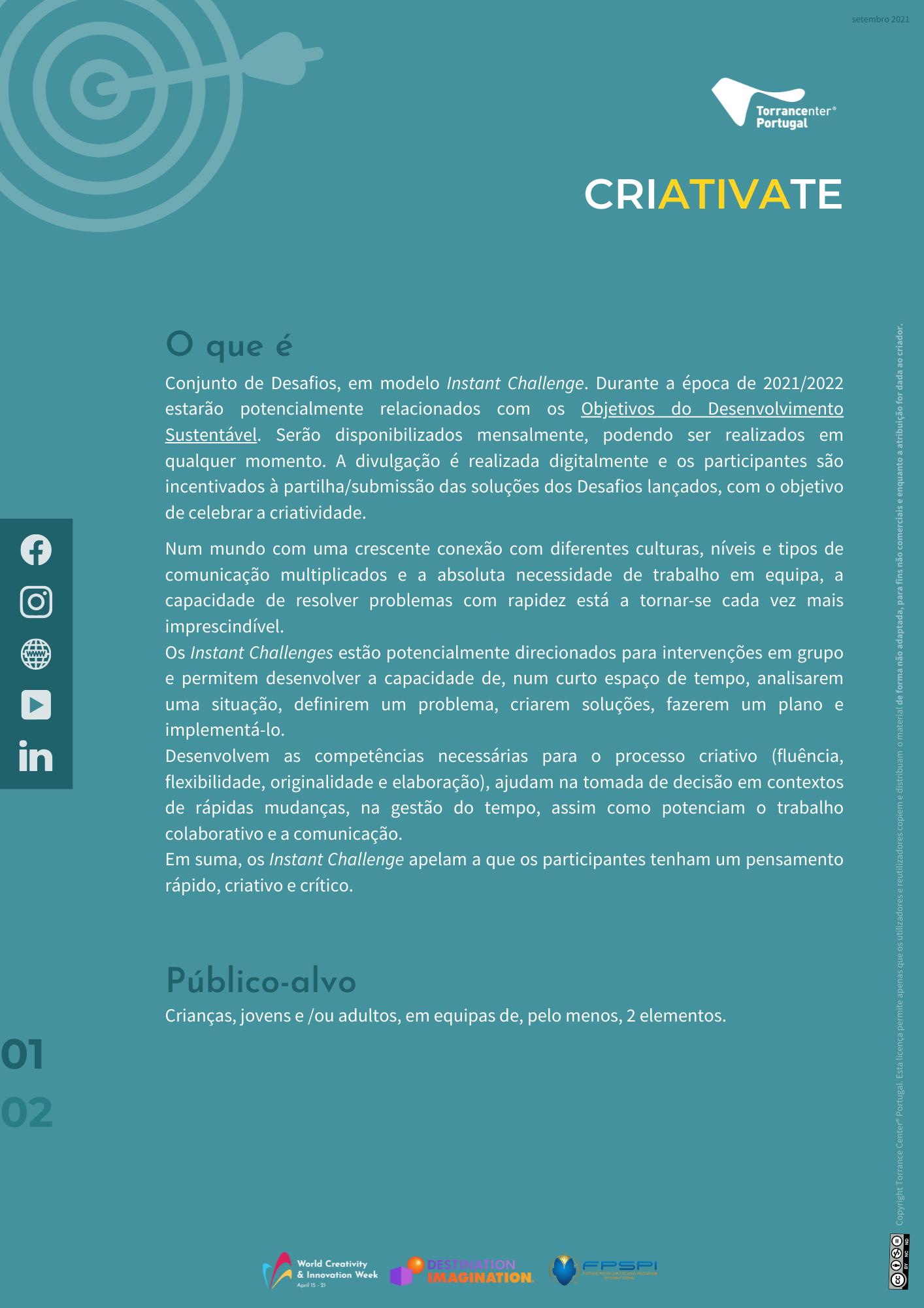 CriAtivaTE